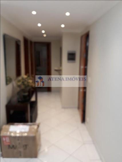 Apartamento Locação (mobiliado), 62 M² Por R$ 1.600/mês - Macedo - Guarulhos/sp - Ap1300