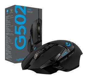 Mouse Logitech G502 Hero Usb Rgb 16.000 Dpi