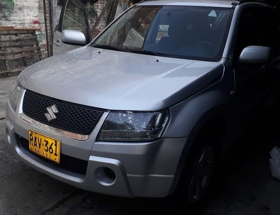 Suzuki Grand Vitara Sz Aut