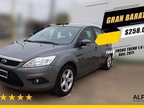 Ford Focus Ln 1.6 5p Trend 2011