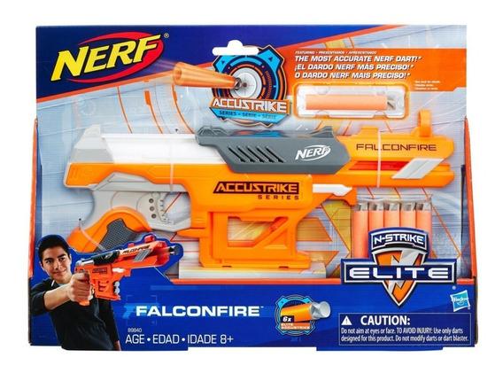 Pistola N-strike Falconfire Nerf Hasbro B9840