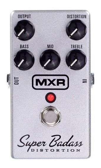 Pedal Mxr M75 Super Badass Distortion C/ Nf-e & Garantia