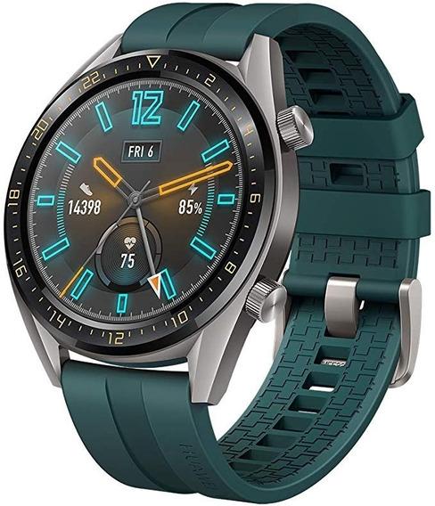 Huawei Fortuna B19i Watch Reloj Inteligente Gt Active Verde