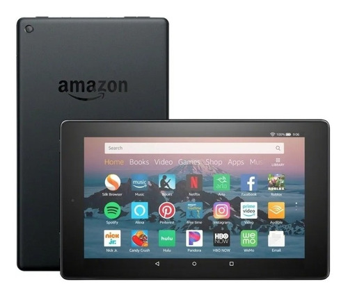 Tablet Amazon Fire 7 16 Gb 9 Generación  Alexa + Cargador