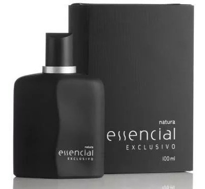 Deo Parfum Essencial Exclusivo Natura 100ml