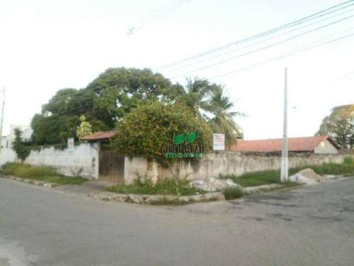 Terreno À Venda, 1250 M² Por R$ 1.375.000,00 - Vilas Do Atlântico - Lauro De Freitas/ba - Te0024