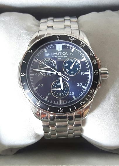 Relógio Nautica N13555g - Original