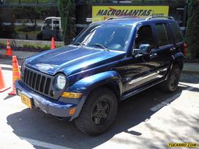 Jeep Liberty Límited