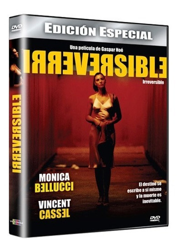 Irreversible Gaspar Noe Película Dvd