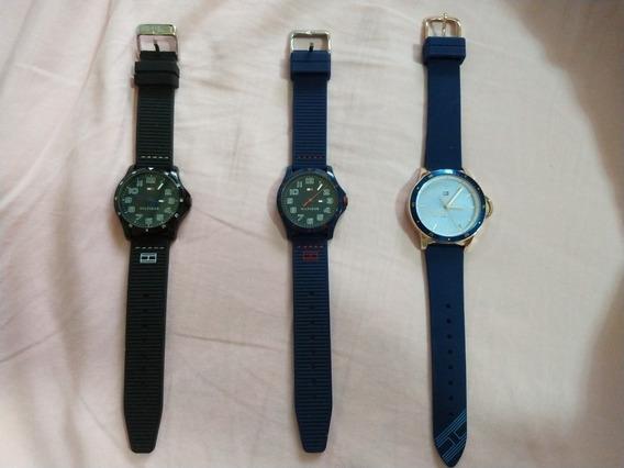 Relógios Tommy Hilfiger (usados) A Partir De 150
