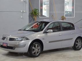 Renault Megane Ii 2.0 16v Con Gnc 4ptas 2007 Color Gris