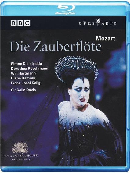 Blu Ray Die Zauberflote Mozart Keenlyside C Davis M Flute