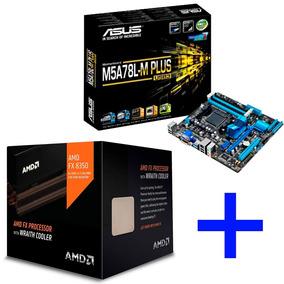 Combo Placa Mãe Asus Socket Am3+ + Processador Fx 8350 Nfe