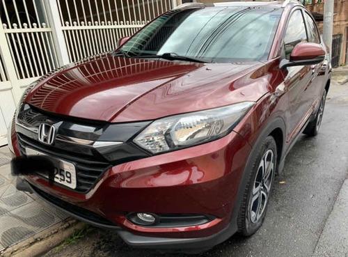 Honda Hr-v 2018 1.8 Ex Flex Aut. 5p