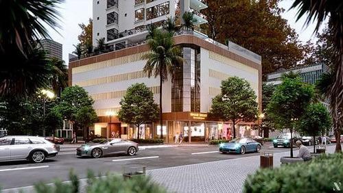 Imagem 1 de 7 de Lançamento - Apartamento 4 Suítes Na Avenida Brasil Em Balneário Camboriú - 1717_1