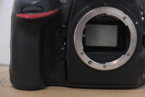Nikon D800 Corpo