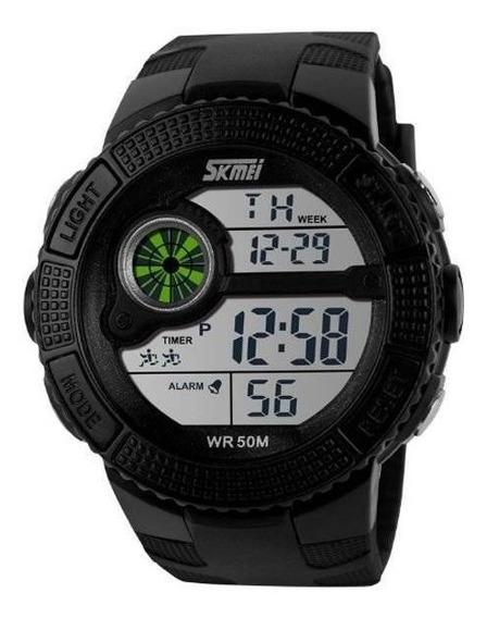 Relógio Masculino Skmei Digital 1027 Prova D,água Original