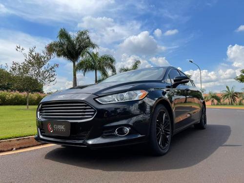 Ford Fusion Titanium Awd 2.0 16v, Fqa0328