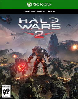 Juego Halo Wars 2 Xboxone - Nuevo Sellado