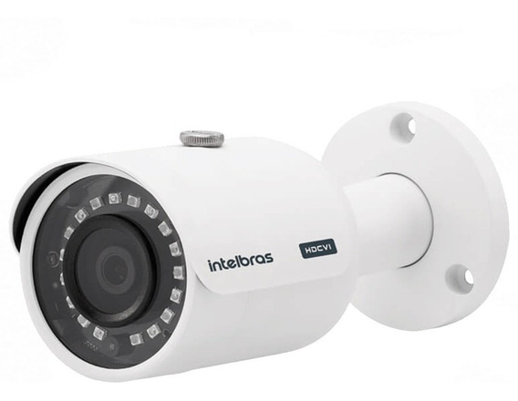 Camera Intelbras Infra 30m Vhd 3230b Full Hd 1080p G4 3,6mm