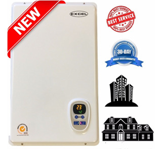 Calentador De Paso Excel 20 L/min Gas Natural- Refurbished