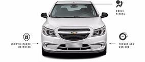 Chevrolet Onix Joy Minimo Anticipo Retiro Rapido Carone!!!
