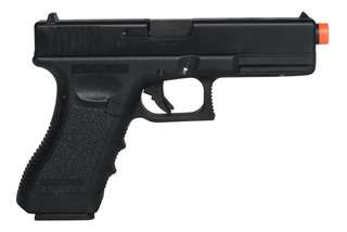 Pistola De Airsoft À Gás Gbb Green Gás G17 Blowback 6mm - Ks