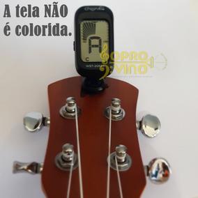 Afinador Clip Violão Guitarra Baixo Cherub Cromático
