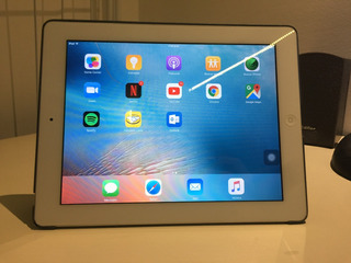 iPad 16gb Version 9.3.5 Con Netflix Y Youtube