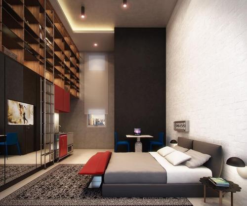 Imagem 1 de 30 de Loft Com 1 Dormitório À Venda, 42 M² Por R$ 658.000 - Perdizes - São Paulo/sp - Lf0001