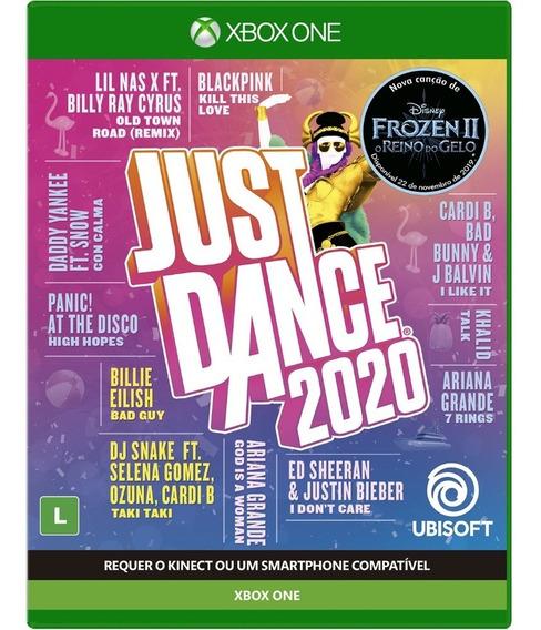 Just Dance 2020 - Xbox One ( Original, Novo, Lacrado)