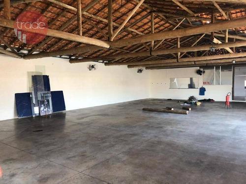 Imagem 1 de 4 de Imóvel Comercial À Venda, 500 M² Por R$ 1.000.000 - Residencial E Comercial Palmares - Ribeirão Preto/sp - Ca3444