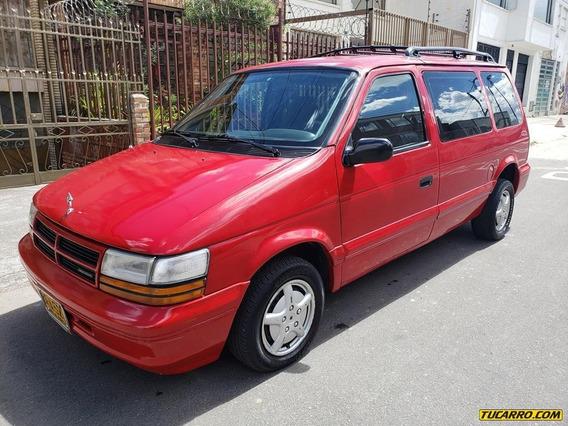 Dodge Caravan Se