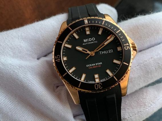 Relógio Mido Ocean Star Captain V Automatic M0264303705100