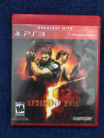 Resident Evil 5 Greatest Hits Edition Ps3 Completo