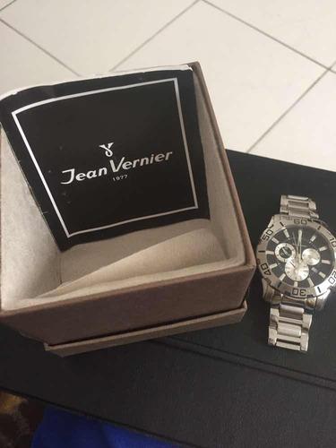 Relogio Jean Vernier - Esportivo - Lindo