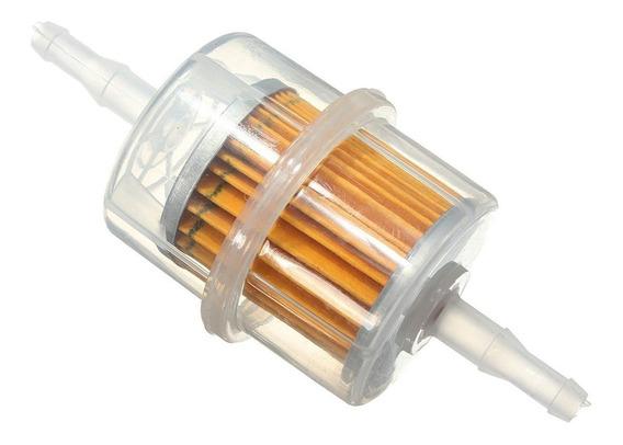 Filtro Gasolina Universal Titan Fan Ybr Max Yes (10 Und)