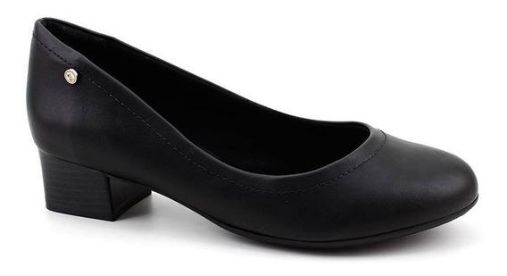 Sapato Feminino Ramarim 1883121 Preto Pixolé Calçados