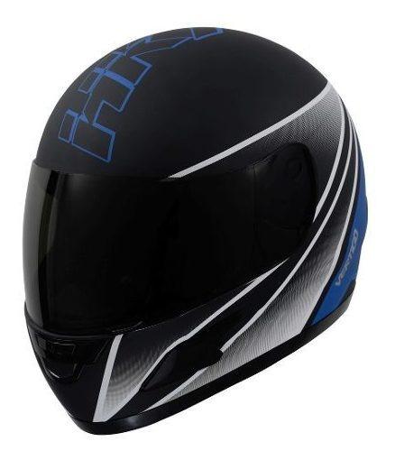Casco Moto Integral Vertigo Hk7 Mate Cuotas. Tienda Oficial.