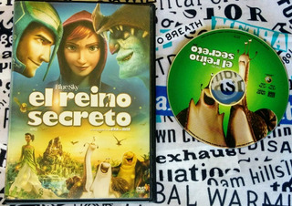 El Reino Secreto ( Epic ) - Original