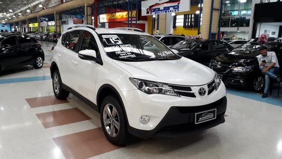 Rav4 2.0 4x2 Gasolina 4p Automático 2015/2015