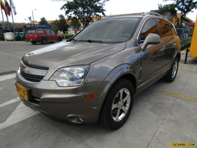 Chevrolet Captiva Platinum