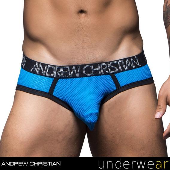 Slip Soccer Andrew Christian 90147 Almost Naked