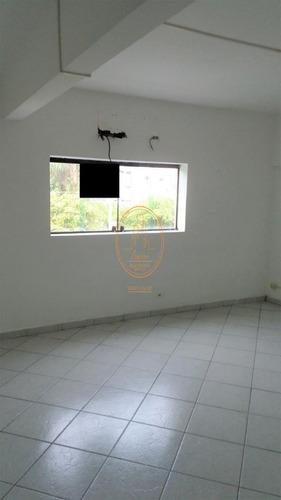 Sala Comercial  Localizado(a) No Bairro Aparecida Em Santos / Santos  - 6788