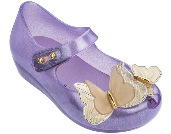 Sapatilha Mini Melissa Ultragirl Fly Iii Bb