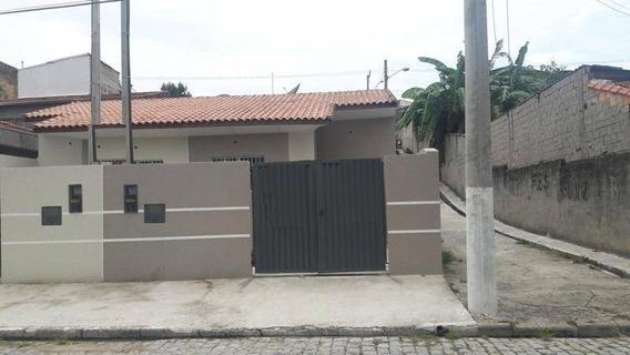 Casa Nunca Habitada Em Ótima Localização No Jd Primavera - Ca0905
