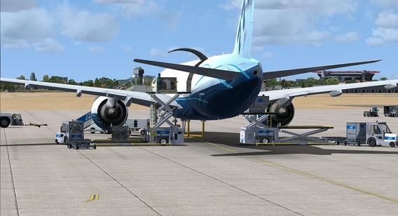 Foto Real De Curitiba Para Flight Simulator X