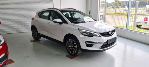 Geely Emgrand Gsp 1.8 At 2018 0km