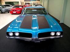 Oldsmobile Cutlass S V8 - Azul - 1969