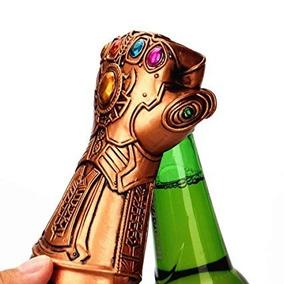 Destapador Guantelete De Thanos Avengers Endgame & Infinity